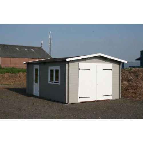 Garage 44 mm 400x600 cm